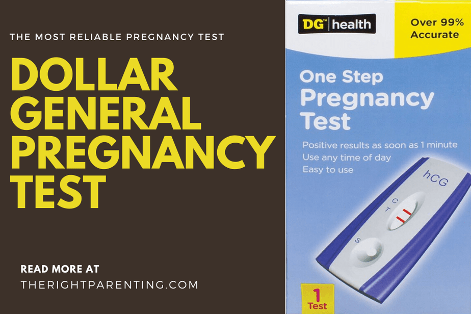 Am I Pregnant? How to find out with Dollar General Pregnancy Test?
